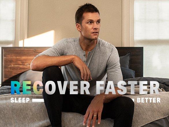 cc73eb0bcfdf8 Athlete Recovery Sleepwear para Hombre