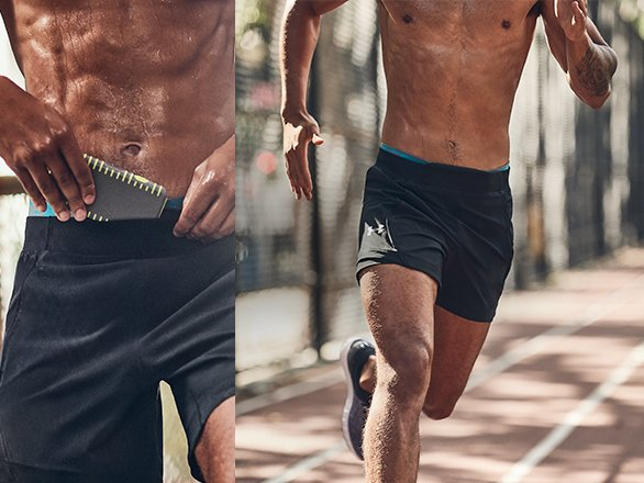 5c32f98567 Men's Running Shorts & Bottoms | Under Armour US