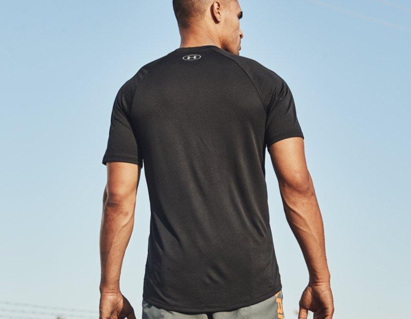 Men's UA Tech™ 2.0 Short Sleeve   Under Armour CA
