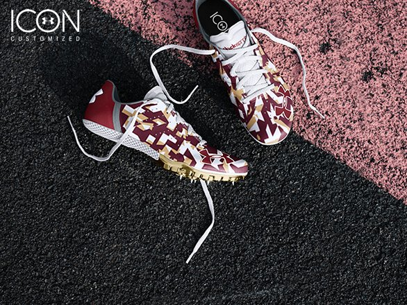 6e46923e29 UA ICON: Customized Gear Cleats & Spikes | Under Armour US