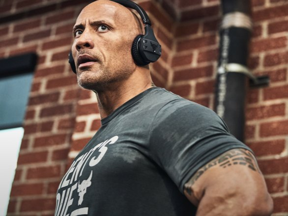 Project Rock Ua X Dwayne The Rock Johnson