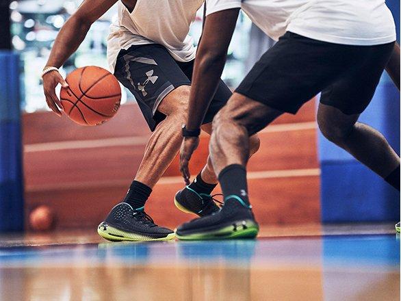 Chaussures de basket hommes   Under Armour FR