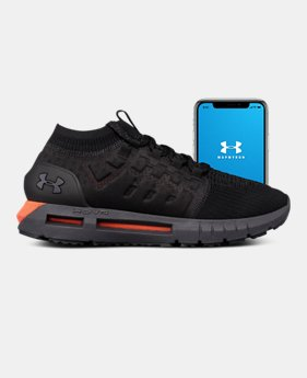Men's UA HOVR Phantom Connected Running Shoes  2  Colors $0