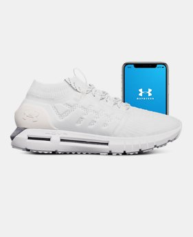New Arrival Men's UA HOVR Phantom Connected Running Shoes  2 Colors $0