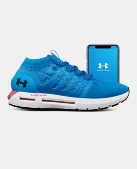 New Arrival Men's UA HOVR Phantom Connected Running Shoes  1 Color $0