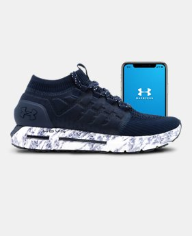 Men's UA HOVR Phantom Connected Running Shoes  0  Color Available $140