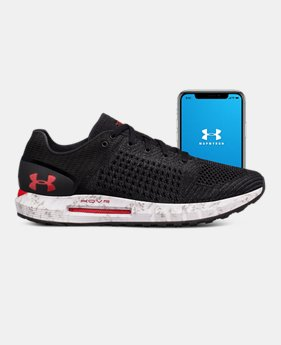 Best Seller Men's UA HOVR Sonic Connected Running Shoes  4  Colors Available $110