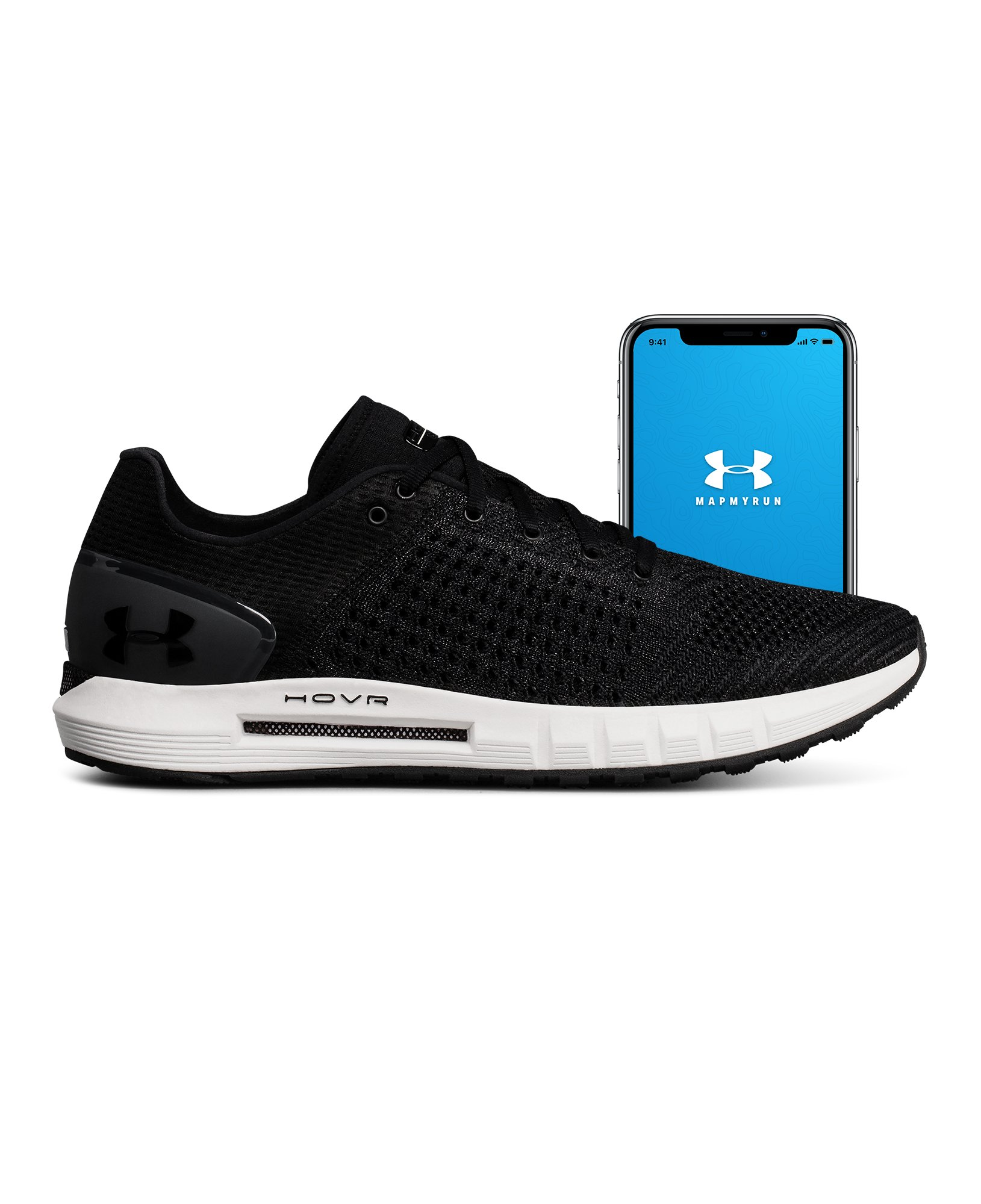 Men's UA HOVR™ Sonic Connected Running Shoes 4 Colors $110.00