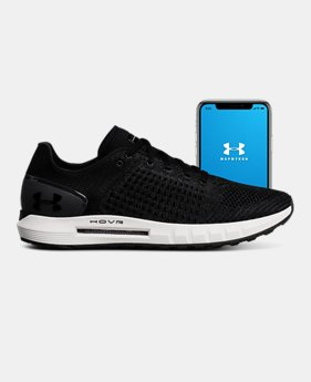 Best Seller Men's UA HOVR Sonic Connected Running Shoes  3  Colors Available $110
