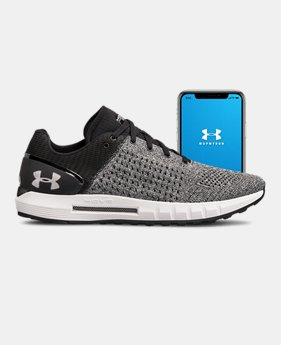 Best Seller Men's UA HOVR Sonic Connected Running Shoes  2  Colors Available $110