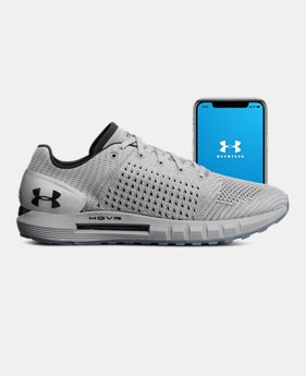 Men's UA HOVR Sonic Connected Running Shoes  4  Colors $110