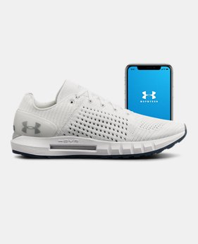 Men's UA HOVR™ Sonic Connected Running Shoes  3  Colors Available $110