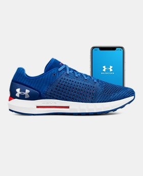 New Arrival Men's UA HOVR Sonic Connected Running Shoes  1 Color $110