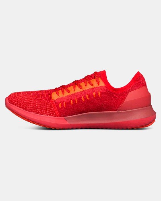 Men's UA SpeedForm® Slingshot 2 Running Shoes, Red, pdpMainDesktop image number 1