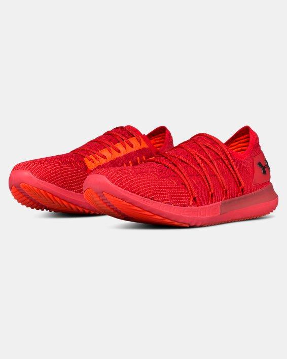 Men's UA SpeedForm® Slingshot 2 Running Shoes, Red, pdpMainDesktop image number 4