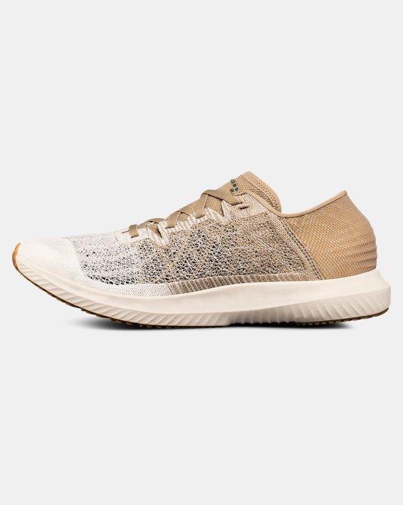 Chaussures de course UA Threadborne Blur pour homme, Brown, pdpMainDesktop image number 1