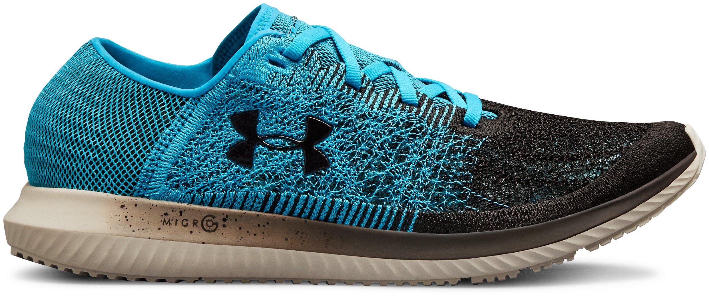 Sepatu Lari UA Threadborne Blur untuk Pria, 360 degree view