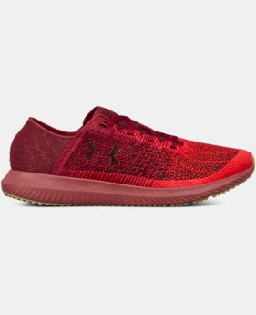 New to Outlet Men's UA Threadborne Blur Running Shoes  1  Color Available $75