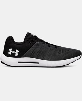 Best Seller Men's UA Micro G® Pursuit Running Shoes  5  Colors Available $70