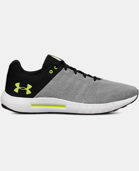 New Arrival Men's UA Micro G® Pursuit Running Shoes  3  Colors $70