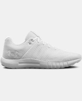 Men's UA Micro G® Pursuit Running Shoes  1  Color Available $85