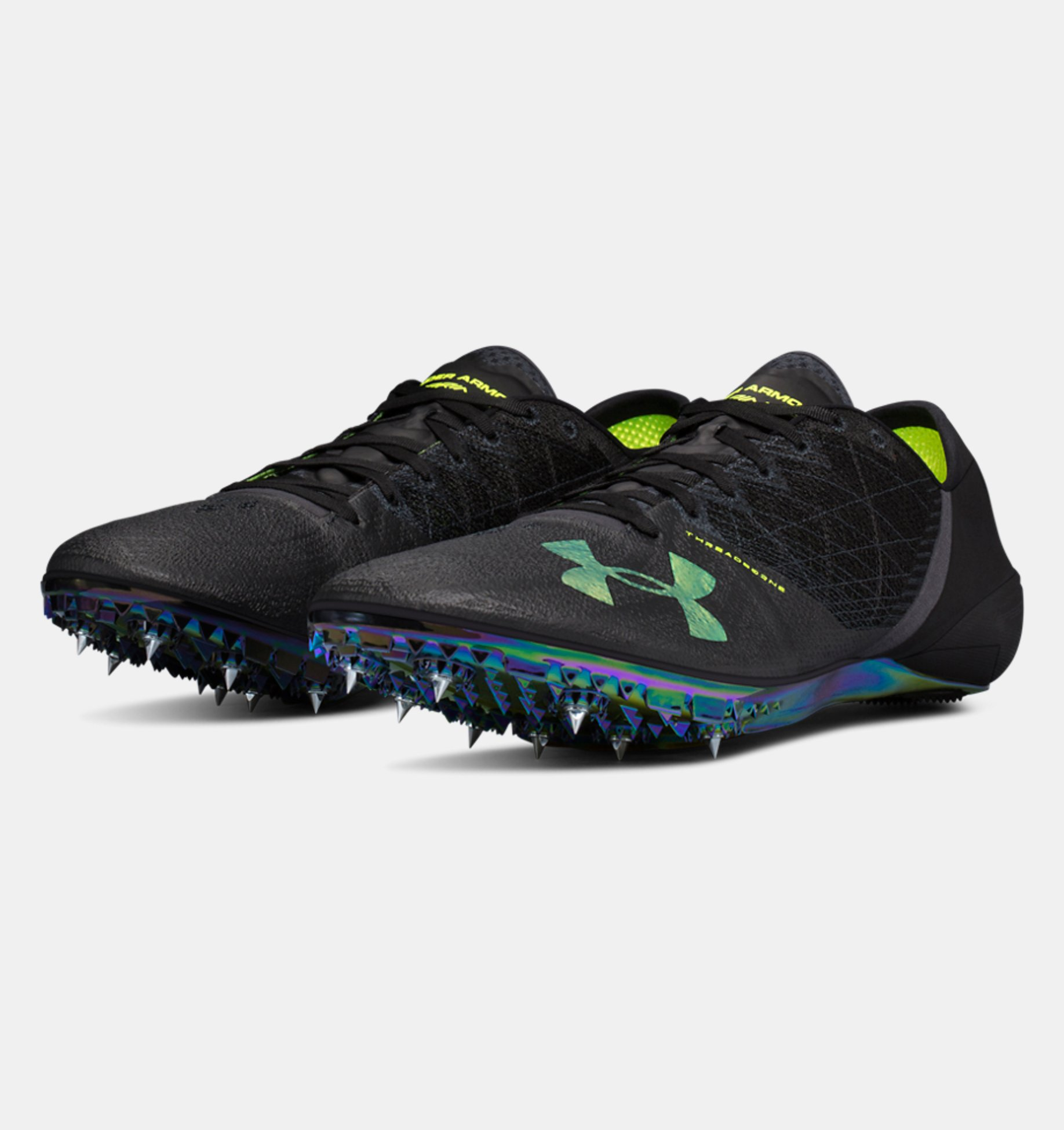 maletero Kenia compuesto  UA SpeedForm® Sprint 2 Track Spikes | Under Armour
