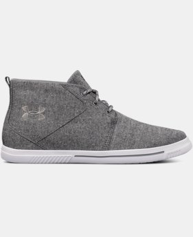 Men's UA Street Encounter IV Mid Slides  4  Colors $70