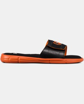 Men's UA Ignite V MLB Slides  3  Colors Available $55