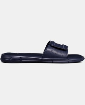 Men's UA Ignite V MLB Slides  4  Colors Available $45