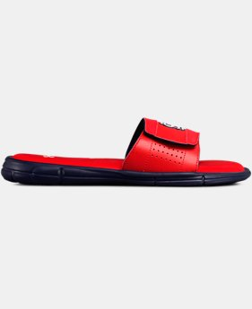 Men's UA Ignite V MLB Slides  2  Colors Available $45