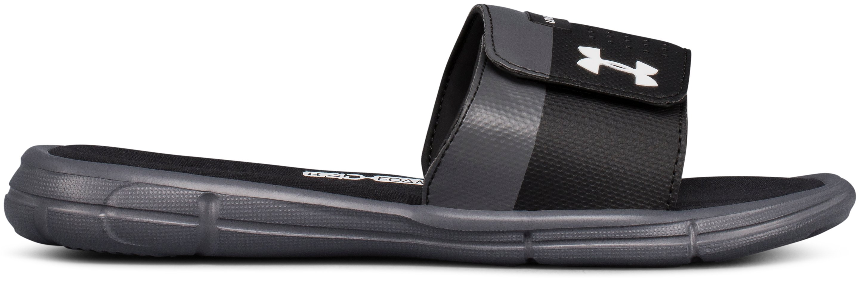 Boys' UA Mercenary IX Slides 3 Colors $35.00