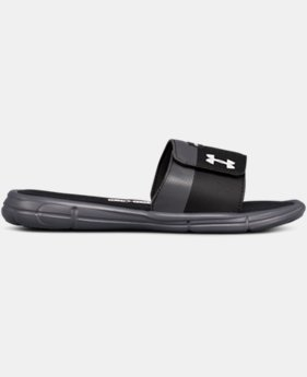 Boys' UA Mercenary IX Slides  1  Color Available $35