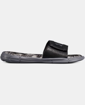 Men's UA Ignite V Breaker Slides  1  Color Available $45