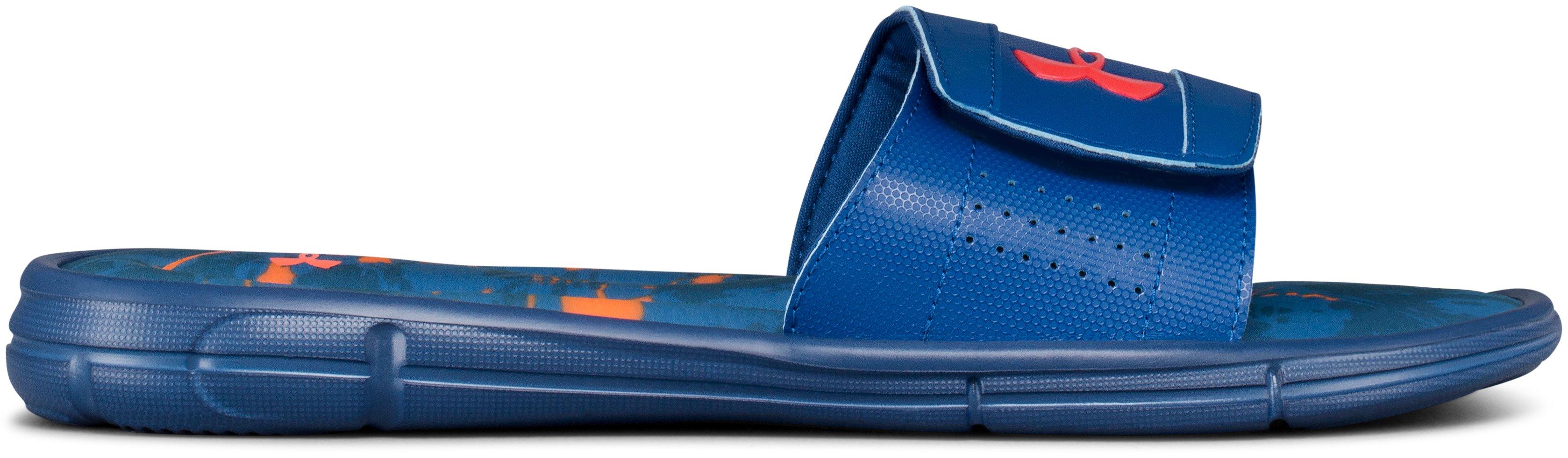 UA Ignite V Breaker Slides untuk Pria, 360 degree view