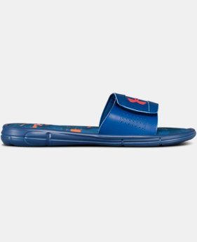 Men's UA Ignite V Breaker Slides  1  Color $38