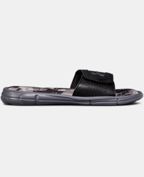 Boys' UA Ignite V Breaker Slides  2  Colors Available $38