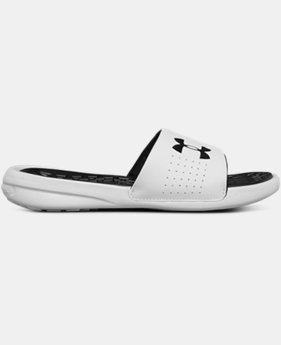 Boys' UA Playmaker Fixed Strap Slides  1 Color $26