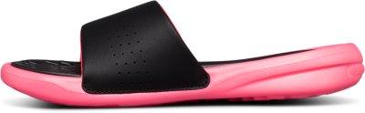 Under Armour Playmaker Fix Slide Baskets pour fille
