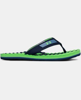 Boys' UA Marathon Key III Slides  2  Colors $30