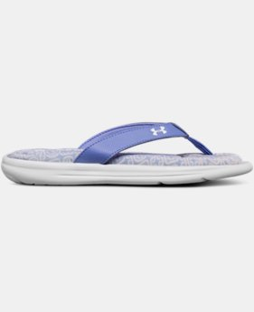 New Arrival Women's UA Marbella VI Oval Sandals  1 Color $35