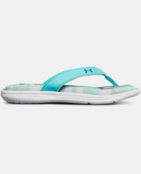 Girls' UA Marbella VI Alpha Sandals   $35