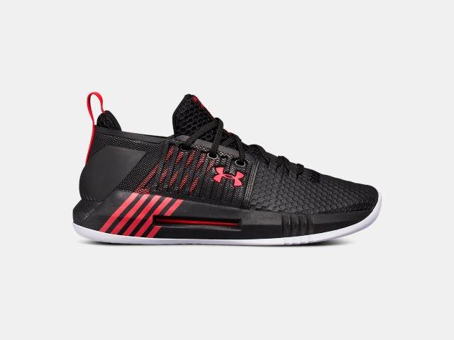 Chaussure de Basketball Under Armour Drive 4 Low noir et rouge pour homme Pointure - 42 mHnjBpVVU