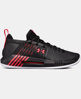 Men's UA Drive 4 Low Basketball Shoes  3 Colors $109.99