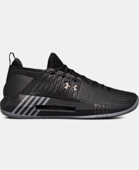 Men's UA Drive 4 Low Basketball Shoes  1  Color $130