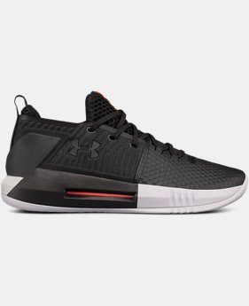 New Arrival Men's UA Drive 4 Low Basketball Shoes  1 Color $109.99
