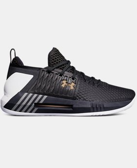 Men's UA Drive 4 Low Basketball Shoes  2  Colors Available $109.99