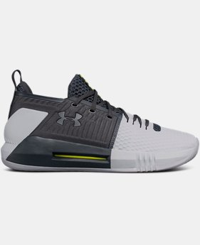 Men's UA Drive 4 Low Basketball Shoes  1  Color Available $109.99