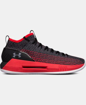 New Arrival  Men's UA Heatseeker Basketball Shoes  1 Color $140