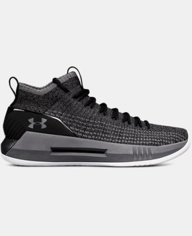 Men's UA Heatseeker Basketball Shoes  1  Color Available $140