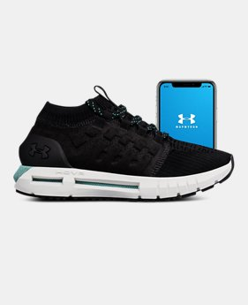Women's UA HOVR Phantom Connected Running Shoes  4  Colors Available $140